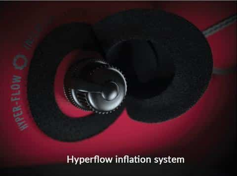 North kite technology - hyperflow inflation system