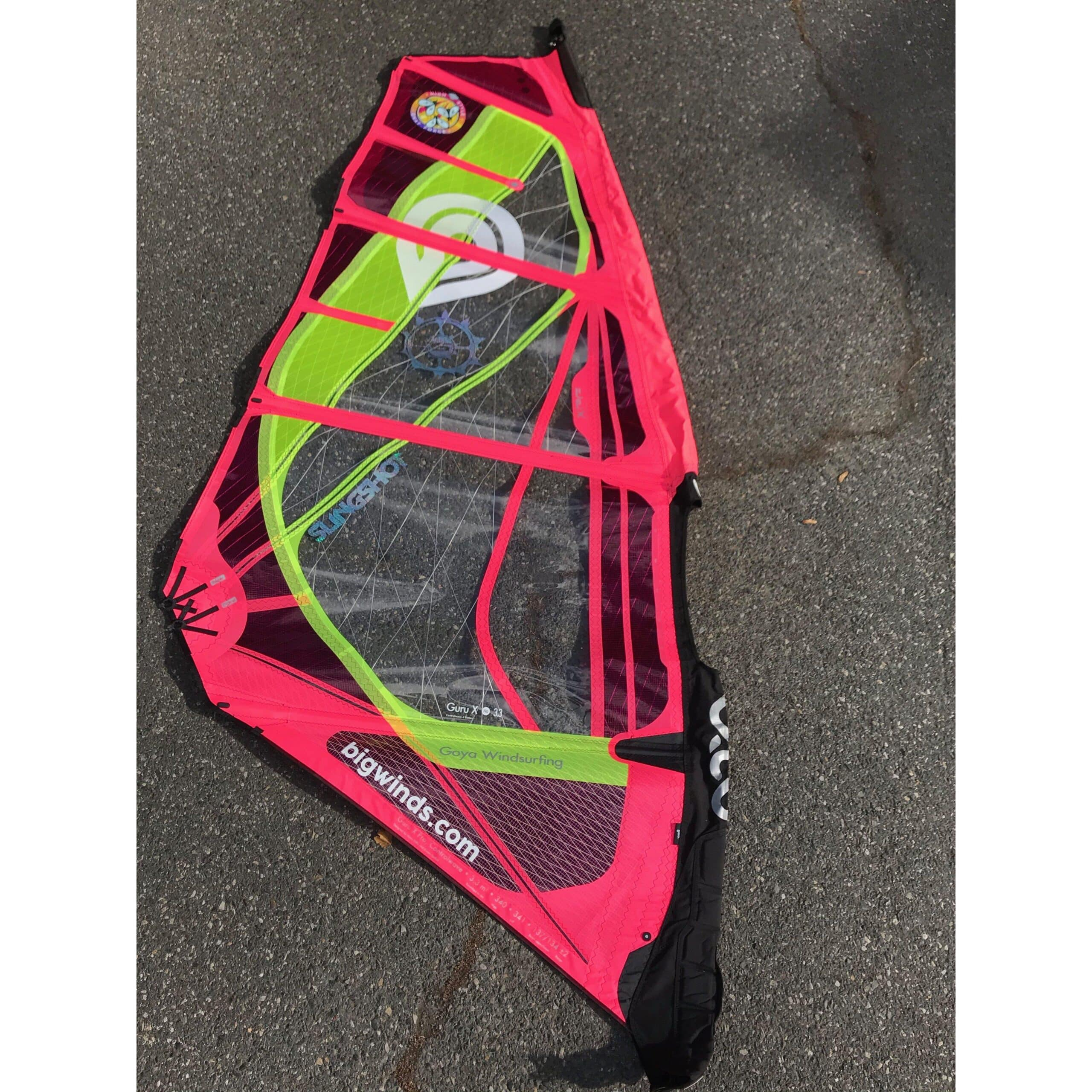 Used Windsurf Gear